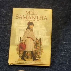 Miniature American Girl Book - Samantha